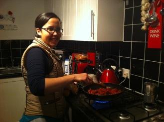 Rebecca makes Mexican tapas