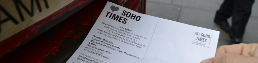 Love Soho Times: contact us