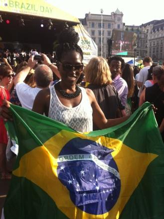 I'm transported back to brazil...