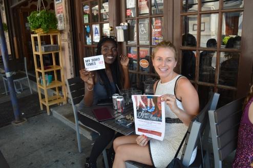 Soho Bloggeres: NYC and London