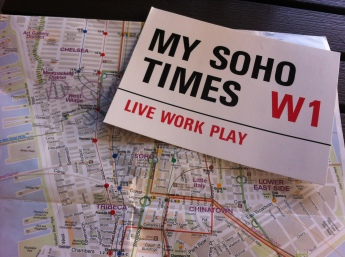 My Soho Times in NYC