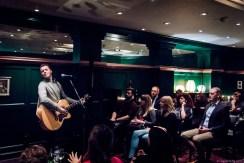 Joe Slater, TalentBanq live