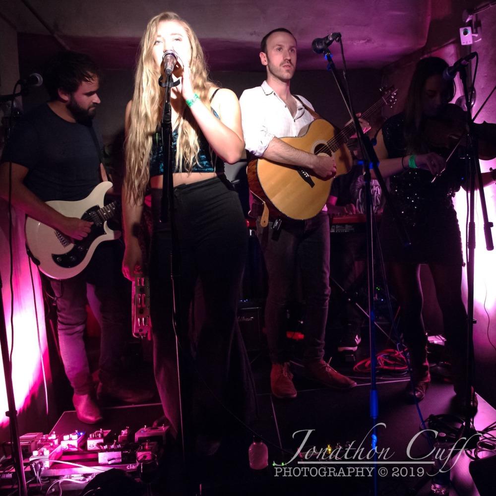 Morganway band ©Jonathon Cuff
