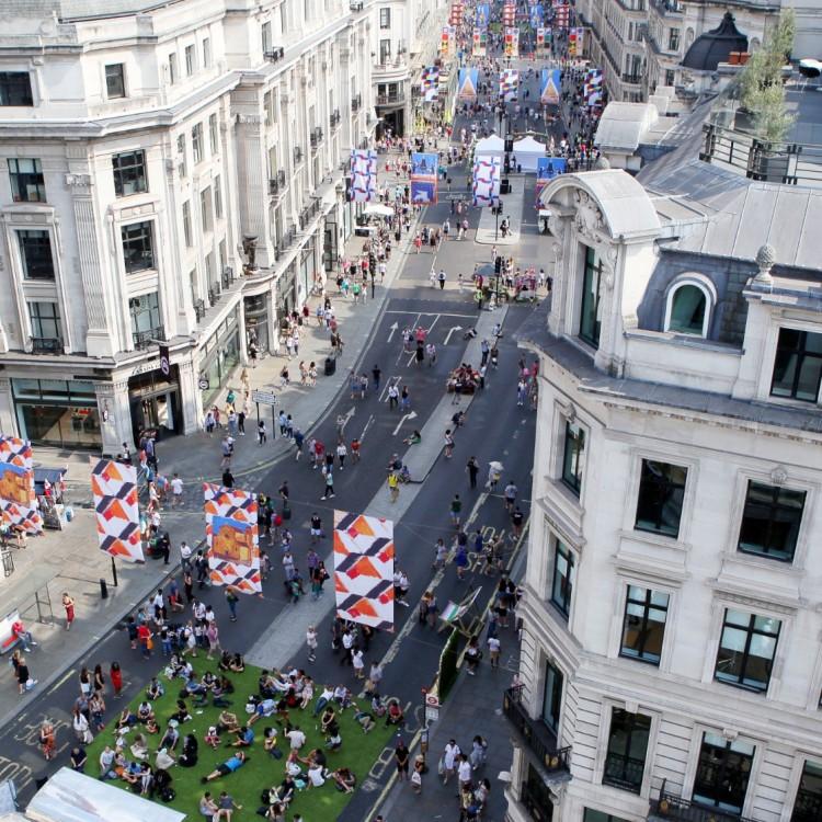 Regents Street Summer Street Festival