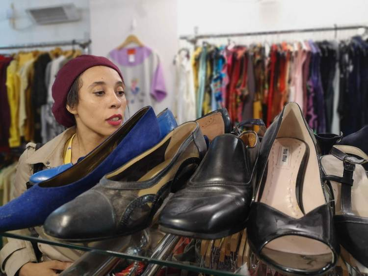 My Soho Times: Reign Vintage