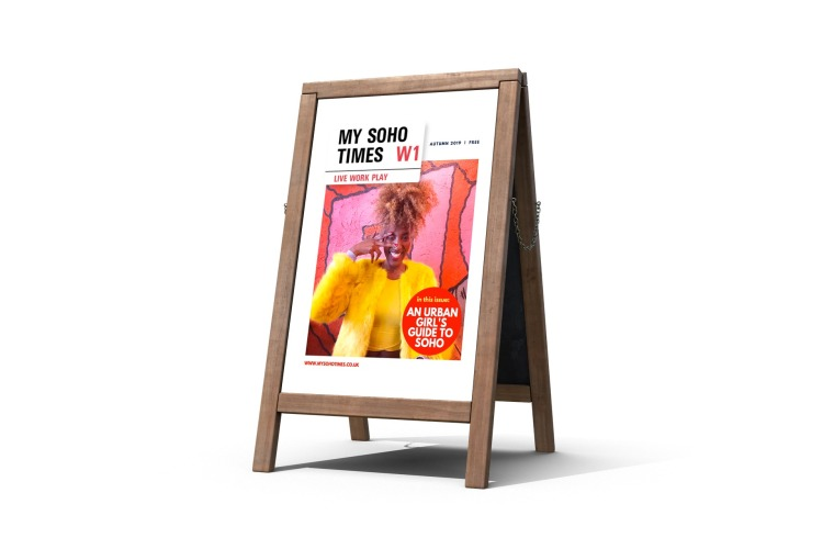 MySohoTimes Advertise