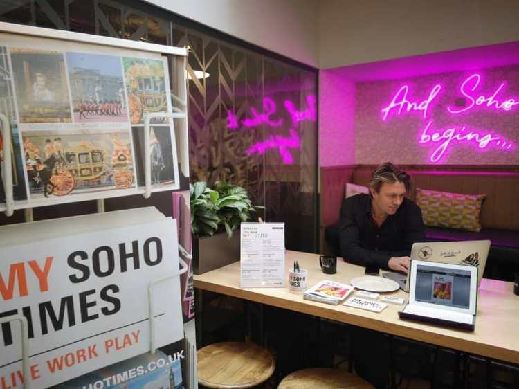 My Soho Times | WeWork