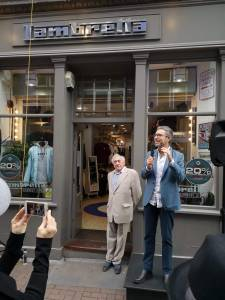 My Soho Times | Lady Jane plaque unveil 7