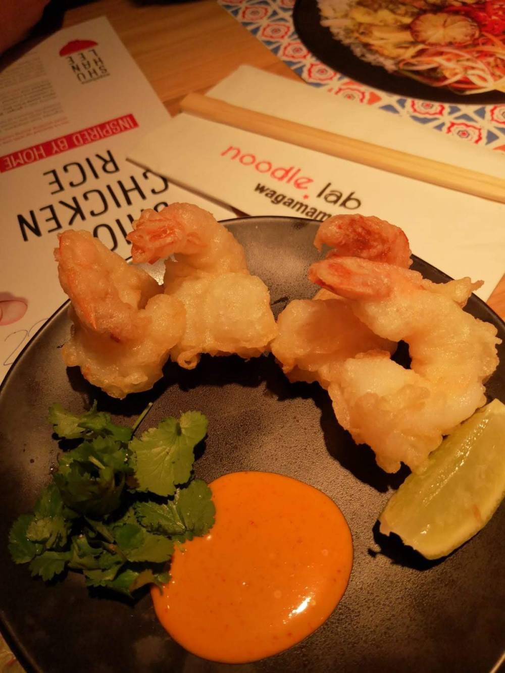 My Soho Times | Wagamama Noodle Lab review15