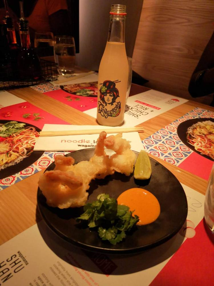 My Soho Times | Wagamama Noodle Lab review17