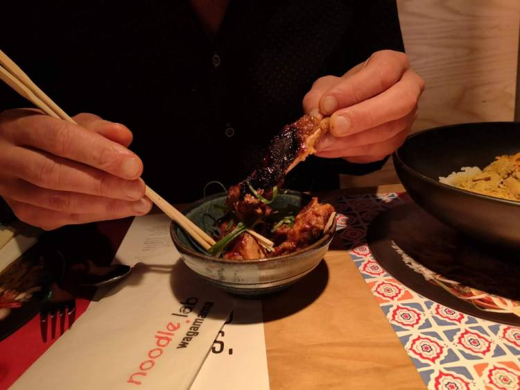 My Soho Times | Wagamama Noodle Lab review7