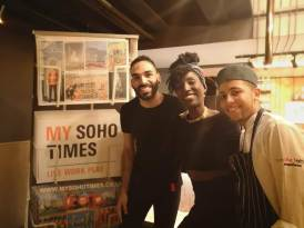 Soho x Talk: Creating Your Brand | Wagamama 29th Oct 6.30pm