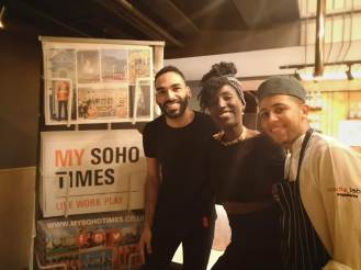 Soho x Talk: Creating Your Brand   Wagamama 29th Oct 6.30pm