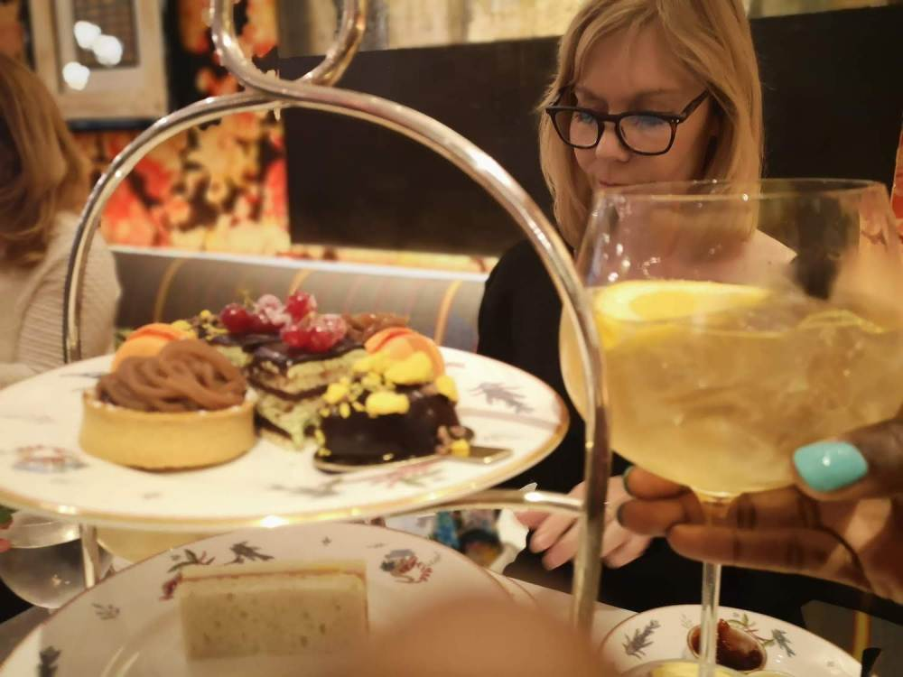 My Soho Times | Afternoon Tea Soho Hotel