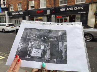 My Soho Times | My Soho Walks