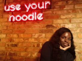 Use your noodle at the Noodle Lab